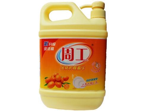 1.29kg金桔柠檬精华洗洁精